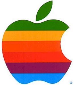Logo firmowe - firma Apple