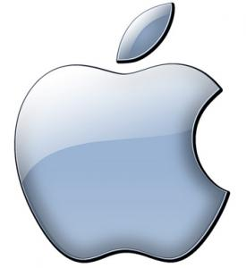 Aktualne logo firmy Apple