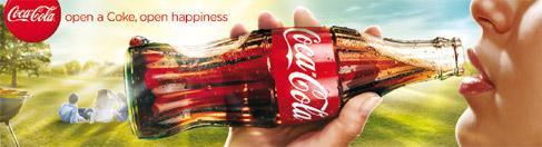 Elementem kampanii reklamowej marki jest np. plakat