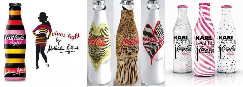 Wzór na butelkę Coca-Coli jest wyzwaniem nawet dla sławnych projektantów.