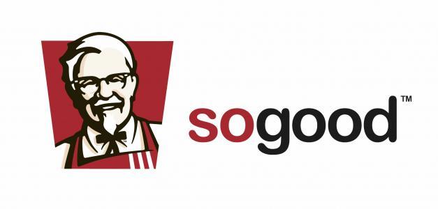Na logotypie KFC znajduje się założyciel marki- Harland Sanders