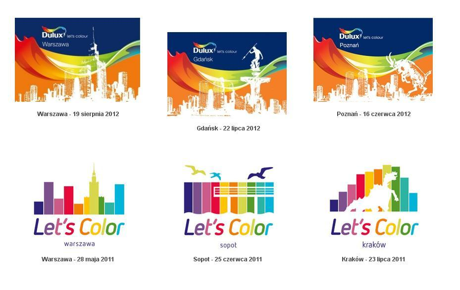Wszelkiego rodzaju grafiki są elementem systemu identyfikacji wizualnej marki.