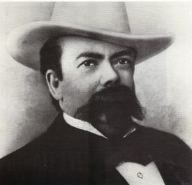 """Jasper Newton """"Jack"""" Daniel był twórcą słynnej whiskey Jack Daniel's."""