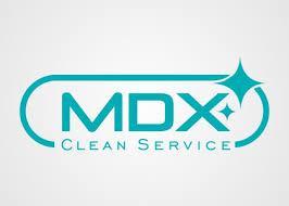 logo firmy sprzątającej mdx