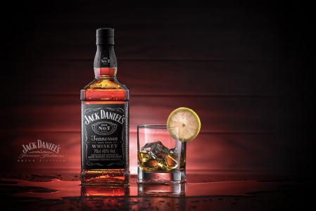 Identyfikacja wizualna marki Jack Daniels